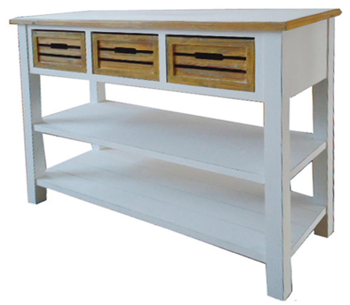 Möbel im landhausstil : sideboard provence im landhausstil