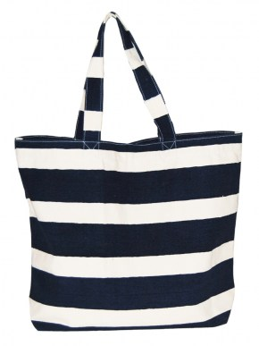 maritime XXL Strandtasche Shopper aus Cotton